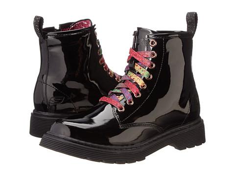 SKECHERS KIDS - Lil Scouts 89403L (Toddler/Little Kid/Big Kid) (Black) Girls Shoes