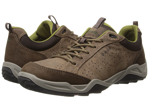 Ecco Performance - Sierra II (Dark Clay/Cocoa Brown/Acorn) Men's Shoes