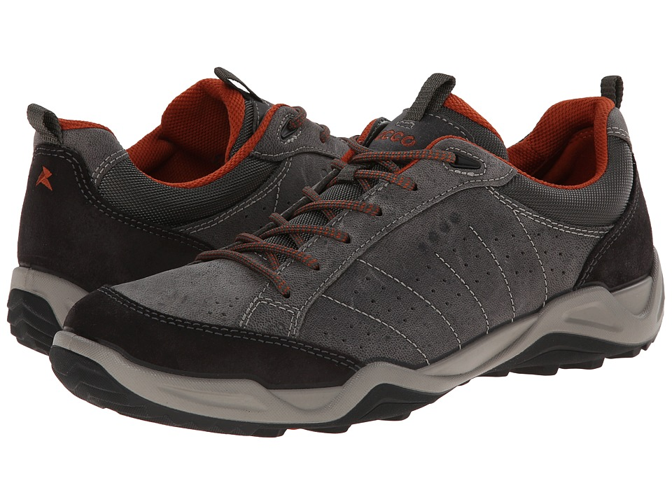 ECCO Sport - Sierra II (Moonless/Dark Shadow/Picante) Men's Shoes