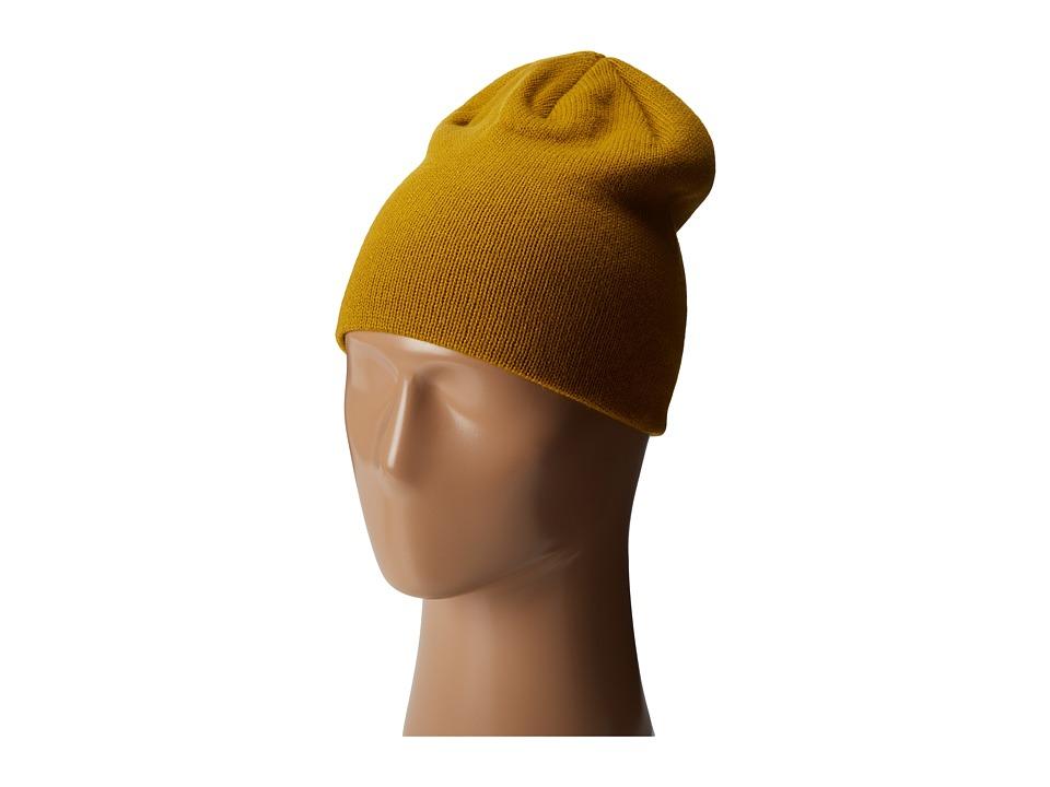 Volcom - Woolcott Beanie (Mustard) Beanies