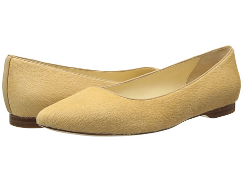 Cole Haan - Magnolia Skimmer (Sandstone Baby Haircalf) Women's Flat Shoes
