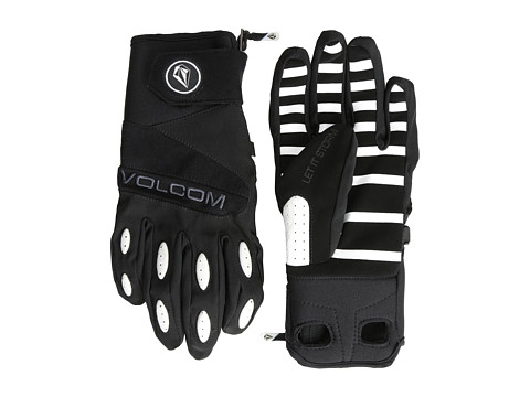 Volcom - USSTC Pipe Glove (White) Extreme Cold Weather Gloves