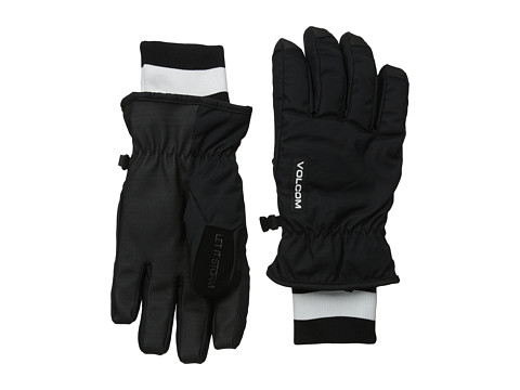 Volcom - Rockaway Glove (Black) Extreme Cold Weather Gloves