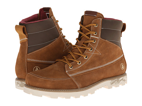 Volcom - Sub Zero (Vintage Brown) Men's Boots