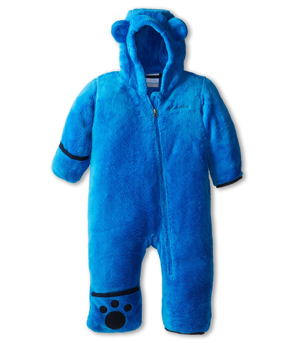 Columbia Kids - Foxy Baby II Bunting (Infant) (Hyper Blue/Collegiate Navy) Kid's Jumpsuit & Rompers One Piece