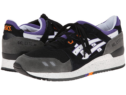 Onitsuka Tiger by Asics - Gel-Lyte III (Black/White