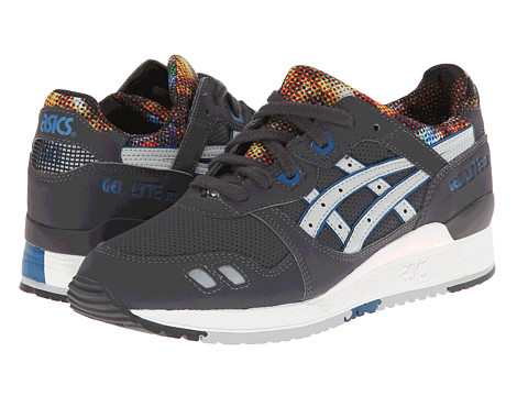 Onitsuka Tiger by Asics - Gel-Lyte III (Dark Grey/Soft Grey) Women