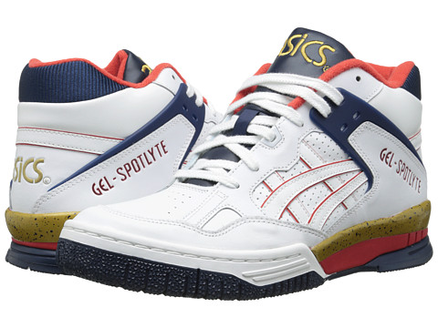 Onitsuka Tiger by Asics - Gel-Spotlyte (White/White) Lace up casual Shoes