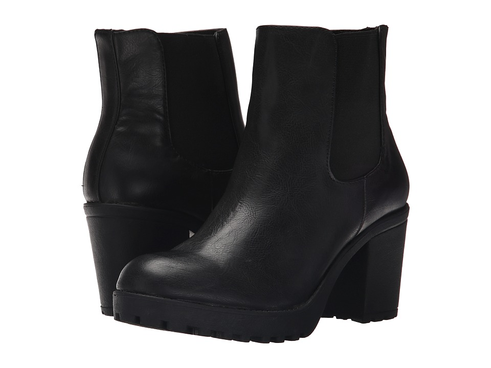 Wanted - Santiago (Black) Women's Boots