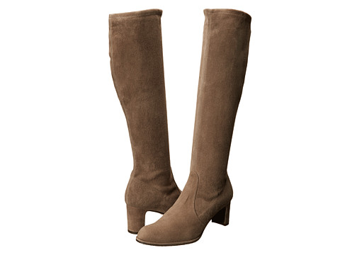 Stuart Weitzman - Chicboot (Praline Suede) Women