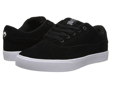 Osiris - Caswell VLC (Black/Black/Gum) Men