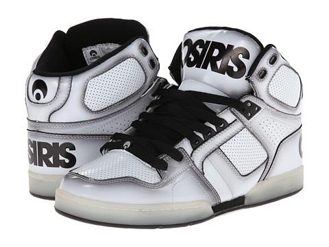 1bc61efd4b ... UPC 822752405953 product image for Osiris NYC83 (White Black Haze)  Men s Skate ...