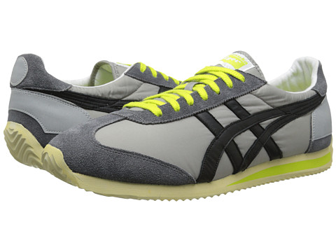 Onitsuka Tiger by Asics - California 78 Vintage (Light Grey/Black) Classic Shoes