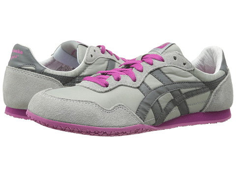 Onitsuka Tiger by Asics - Serrano (Light Grey/Dark Grey) Women