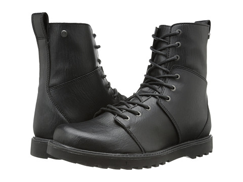 Volcom - Go Figure (Black) Women's Lace-up Boots