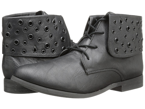 Volcom - Exhibition (Black) Women's Lace-up Boots