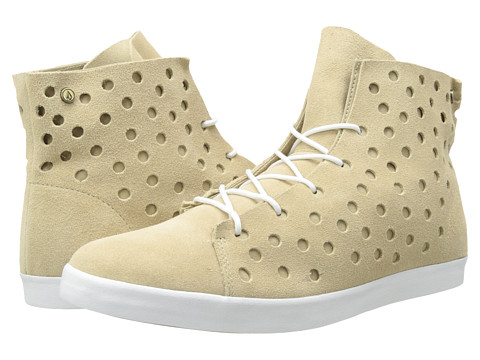 Volcom - Buzz (Tan) Women's Lace up casual Shoes