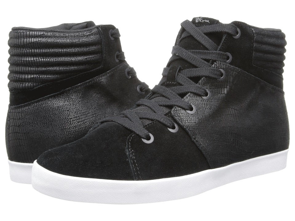Volcom - Very Best (Black) Women's Lace up casual Shoes