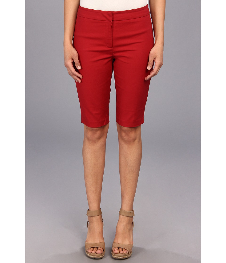 NIC+ZOE - Carnaval The Perfect Short (Ruby) Women's Shorts