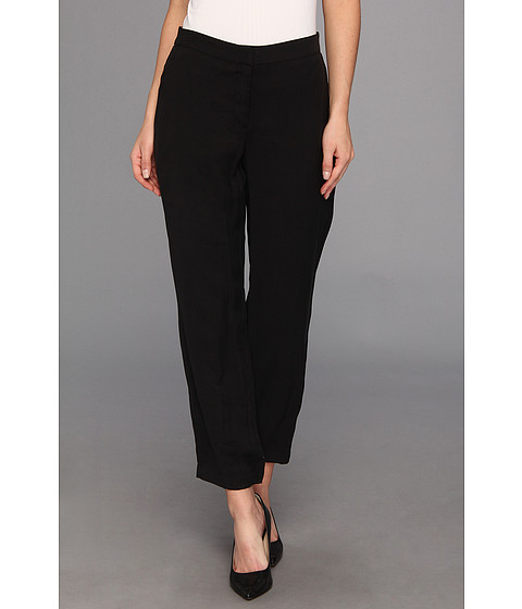 NIC+ZOE - Easy Street Pant (Black Onyx) Women's Casual Pants