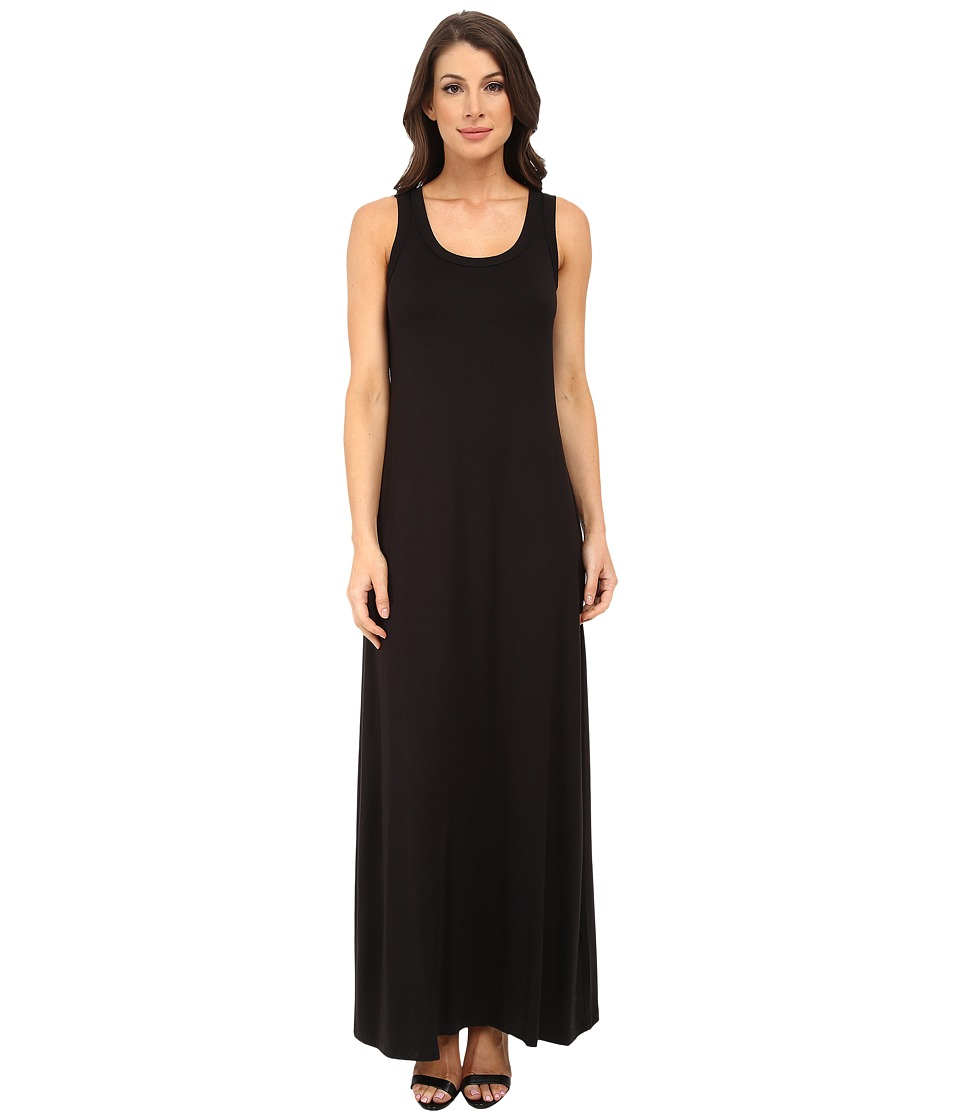 Karen Kane - Sleeveless Maxi Dress (Black) Women's Dress