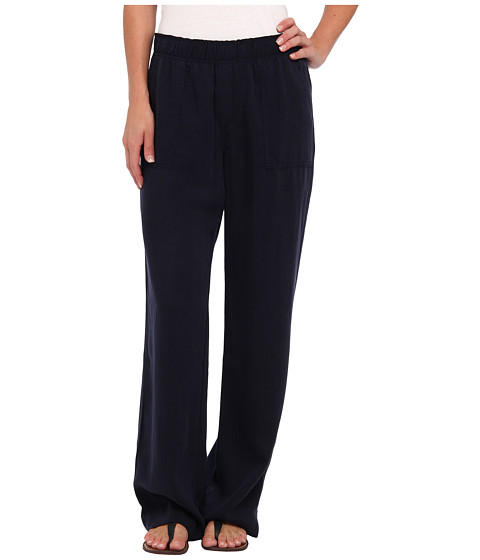 Karen Kane - Cargo Pull On Pant (Navy 1) Women's Casual Pants