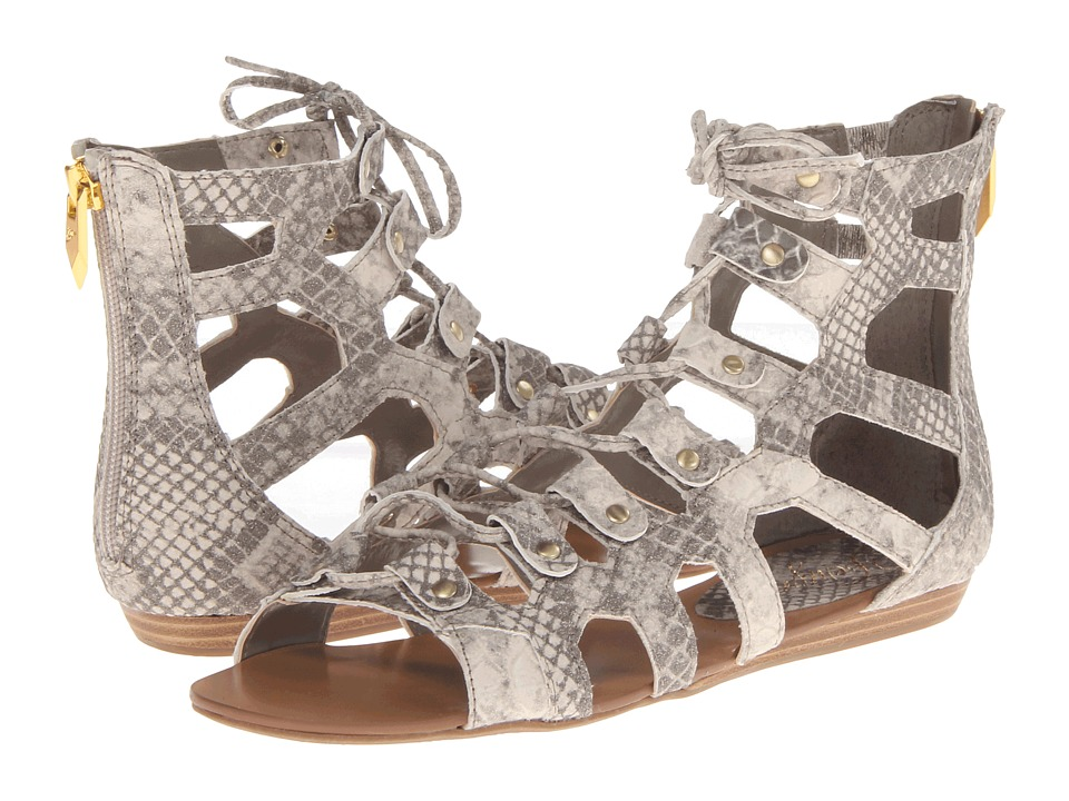 Fergie - Glow (Snake) Women's Dress Sandals