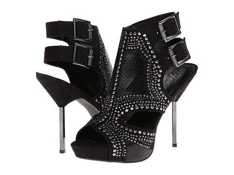 Fergie - Emmie (Black) High Heels