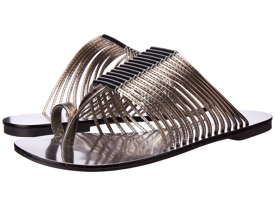Fergie - Paris (Pewter) Women's Sandals