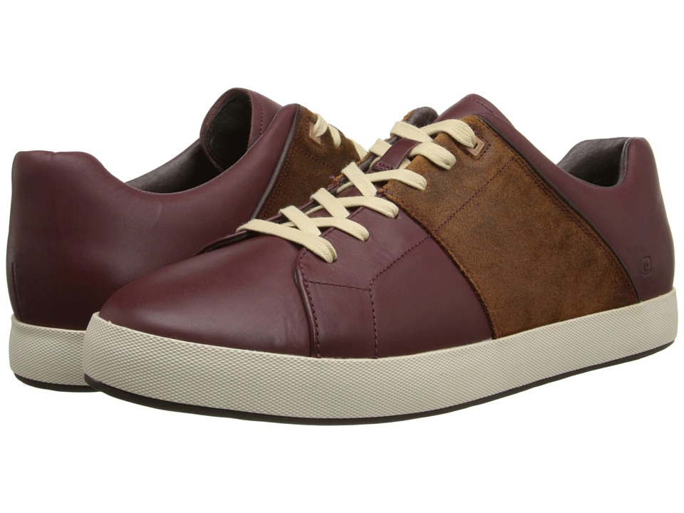 Tsubo - Aratus (Deep Mahogany Leather) Men's Lace up casual Shoes