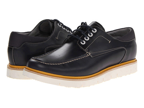 Tsubo - Helios (Dark Navy Leather) Men
