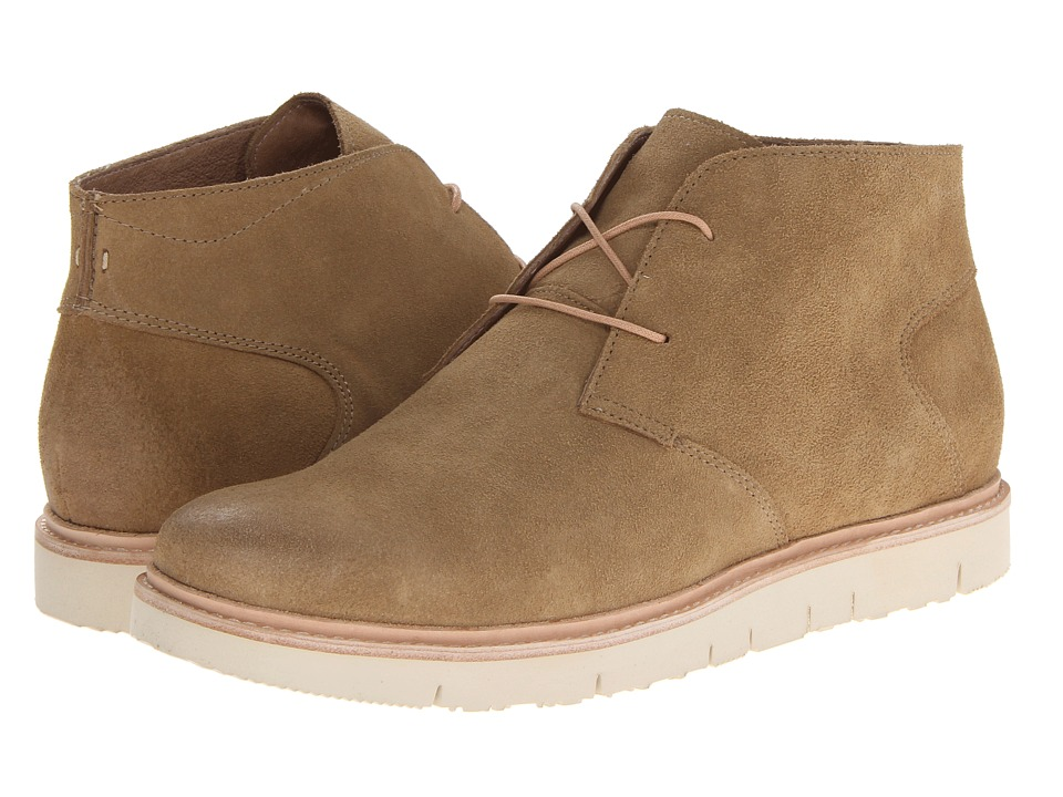 Tsubo - Halian (Desert Sand Suede) Men's Lace-up Boots