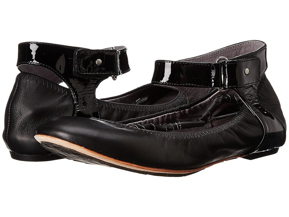 Tsubo - Hedi (Black Leather) Women