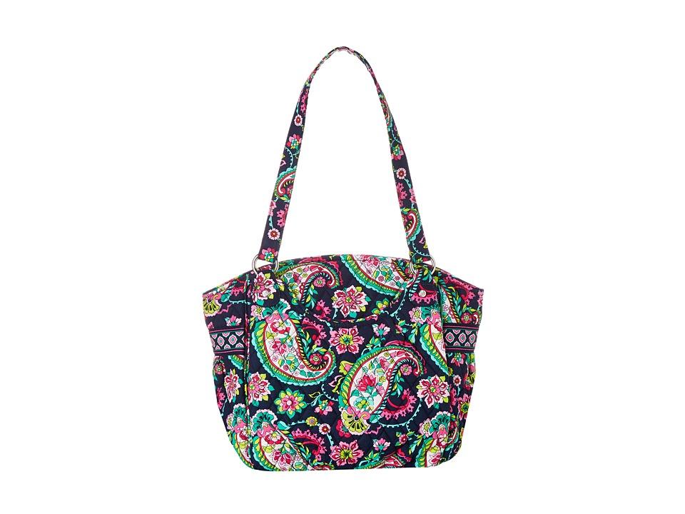 Vera Bradley - Glenna (Petal Paisley) Tote Handbags