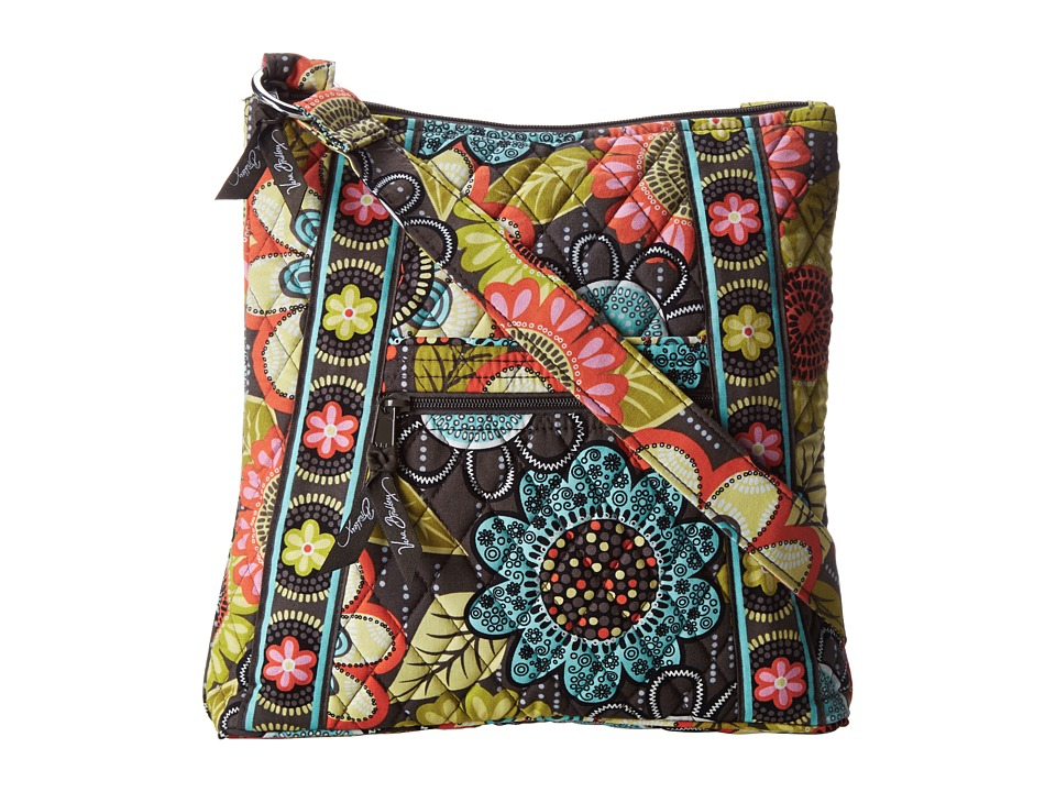 Vera Bradley - Hipster (Flower Shower) Cross Body Handbags