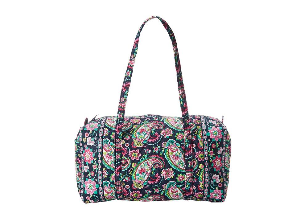 Vera Bradley - Large Duffel (Petal Paisley) Duffel Bags