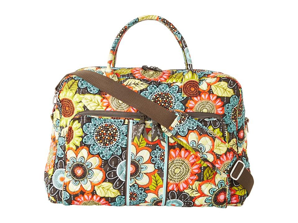 Vera Bradley - Weekender (Flower Shower) Duffel Bags