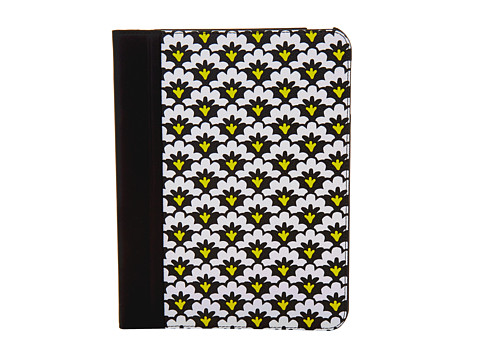 Vera Bradley - Tablet Case with Stand (Fanfare Fans) Cell Phone Case