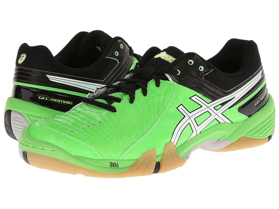 ASICS GEL-Domain 3 (Neon Green/White/Black) Men