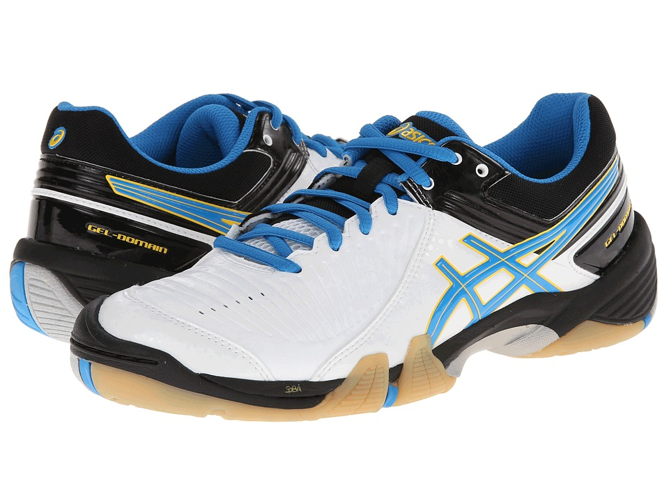 ASICS - GEL-Domain 3 (Diva Blue/White/Silver) Women