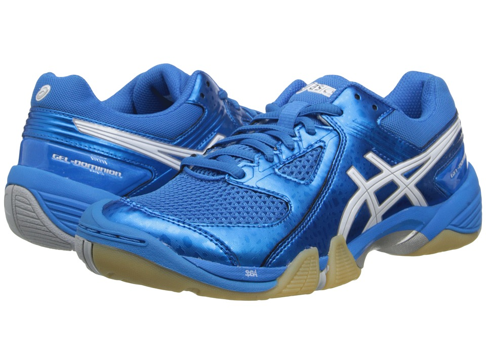 ASICS - GEL-Dominion (Diva Blue/White) Women's Shoes