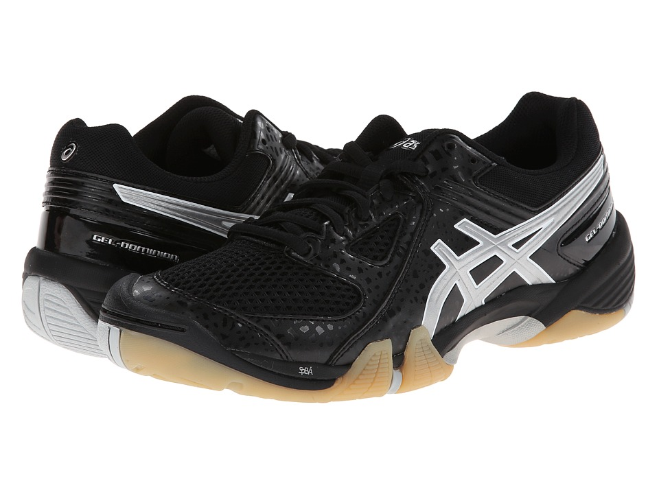 ASICS GEL-Dominion (Black/Silver/White) Women