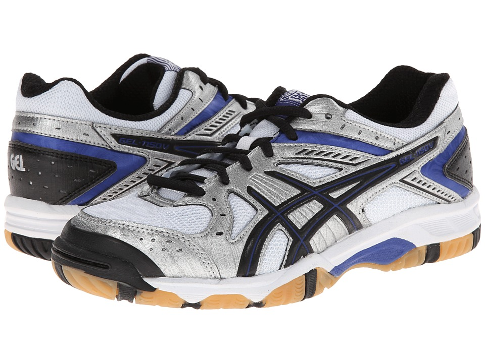 ASICS - GEL-1150V (Silver/Royal/Black) Women