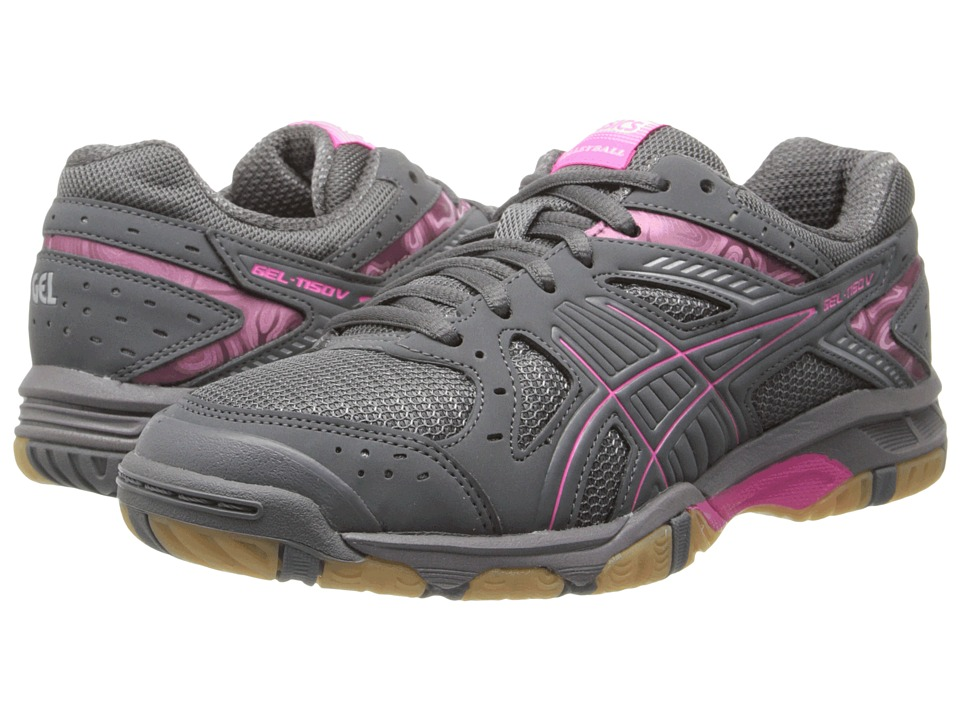 ASICS - GEL-1150V (Smoke/Knockout Pink/Silver) Women