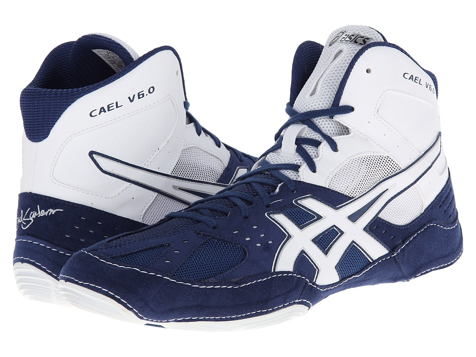 ASICS - Cael V6.0 (Navy/White) Men