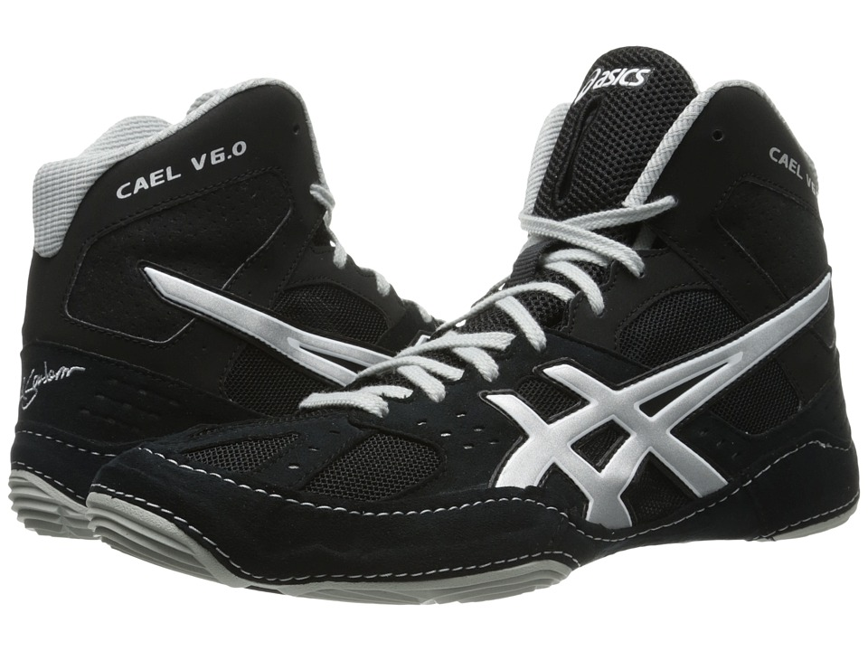 ASICS - Cael V6.0 (Black/Silver) Men