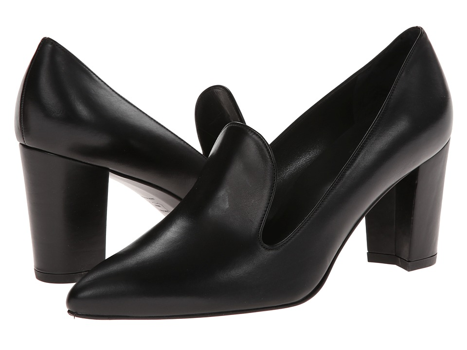 Stuart Weitzman - Arky (Black Calf) Women's Shoes