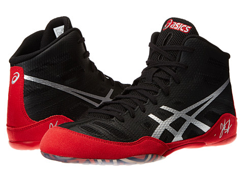 ASICS - JB Elite (Black/Silver/Red) Men
