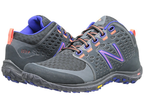 New Balance - WO89v1 (Grey/Blue) Women's Shoes