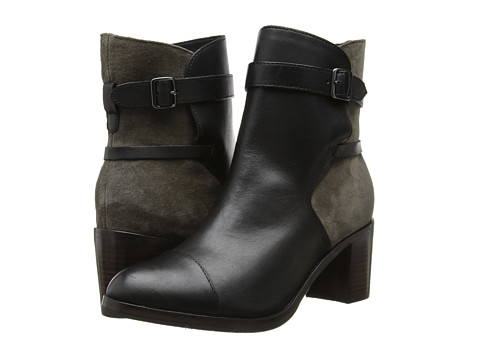 Wolverine - Bonny Boot (Black/Grey) Women's Work Boots